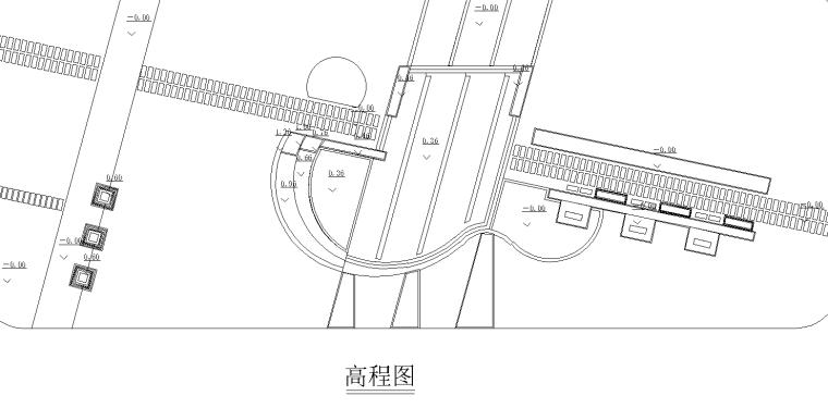 花园CAD施工图纸-花园施工图纸 1_看图王