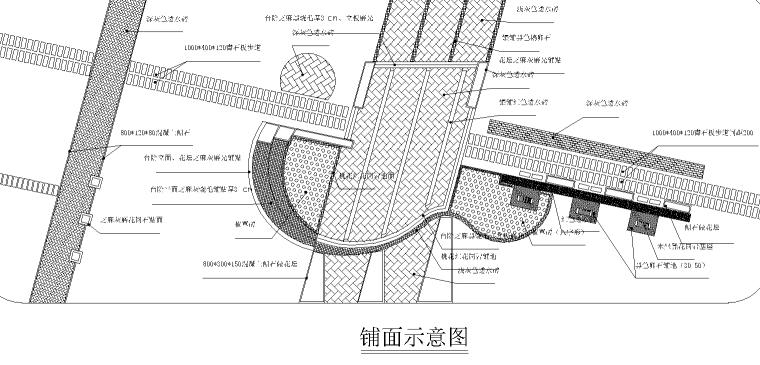 花园CAD施工图纸