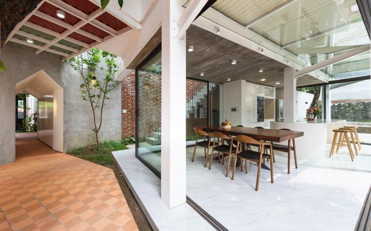 越南Stacking-Roof住宅-10