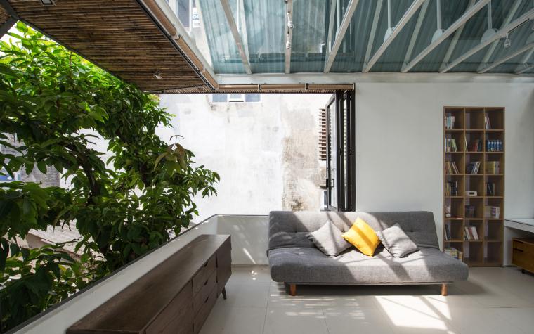 越南Stacking-Roof住宅-28
