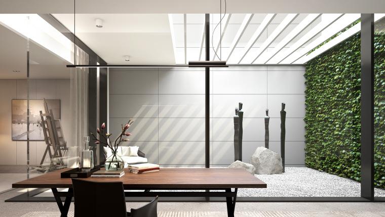 SCDA-纽约苏里高线公寓平面图+效果图