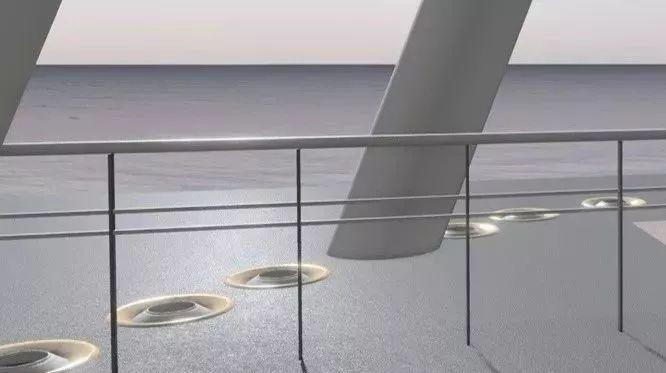 """""""黄海之眼""""——设计师笔下的全钢玻璃拱桥_9"""