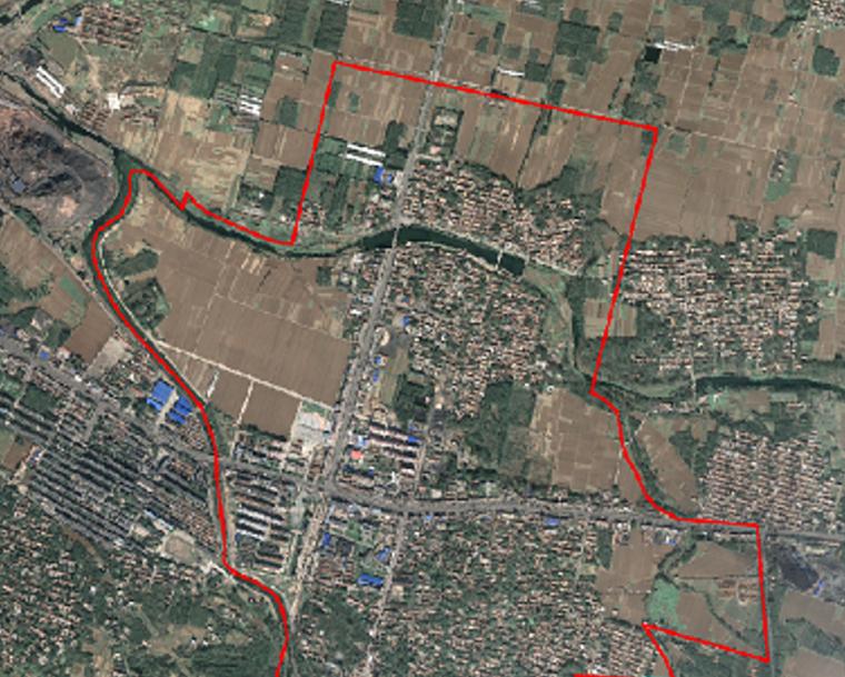 [山东]汶南镇村镇中心区控制性详细规划文本