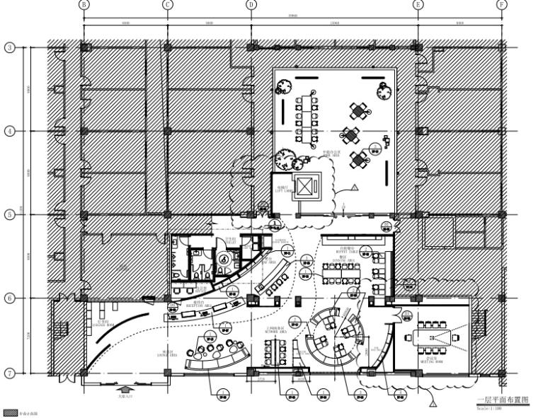 虹桥万源宜必思酒店丨精细SU模型+CAD施工图