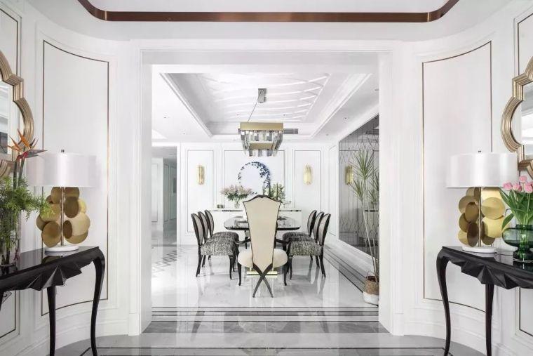 530㎡唯美精致优雅浪漫别墅设计,这才是家
