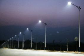 住宅小区路灯安装工程预算书