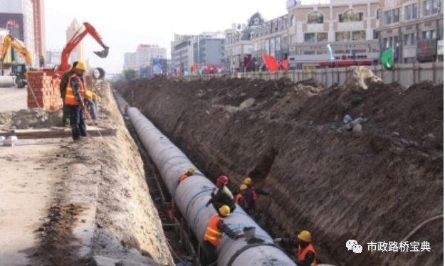 某项目雨水工程施工技术交底记录