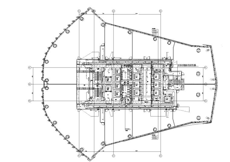 杭州商业广场电气图纸(办公、酒店、商业)
