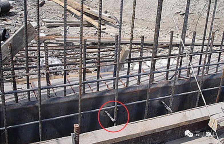 止水钢板转角处如何做?后浇带如何做?_16