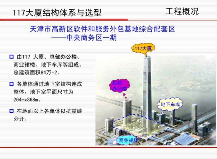 天津117大厦结构体系与选型(PDF,21页)
