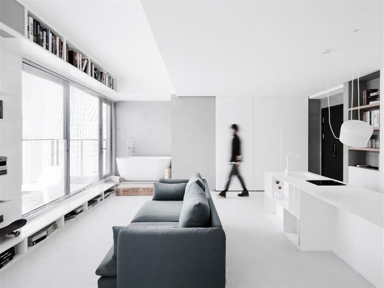 南京城市岛小户型公寓