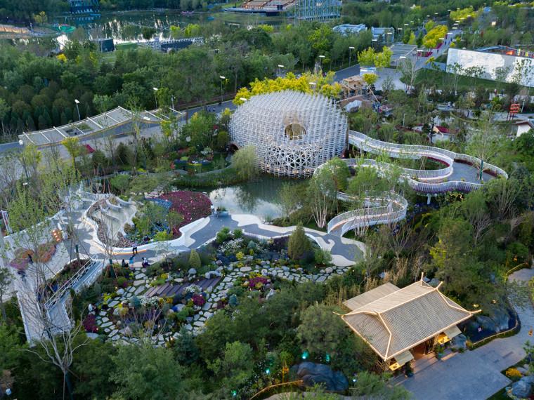 2019年中国北京世园会上海园