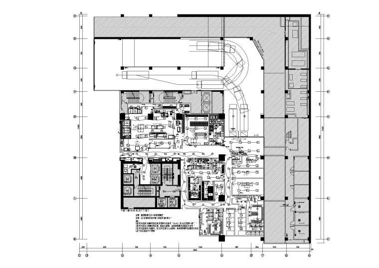 河南洛阳五星级酒店机电装修施工图