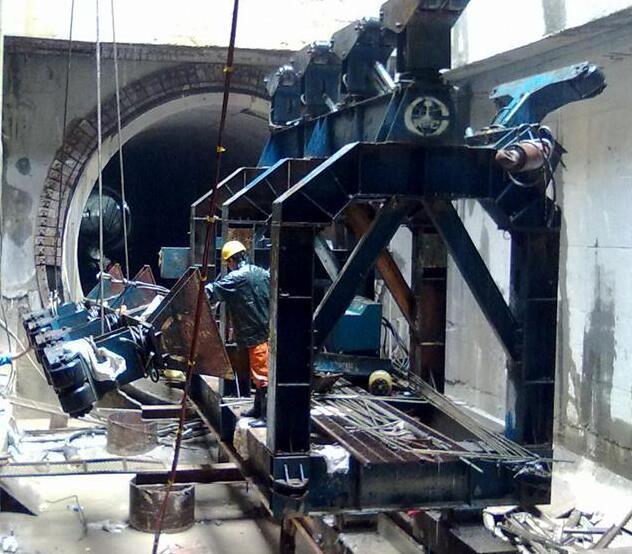 盾构法隧道施工图解
