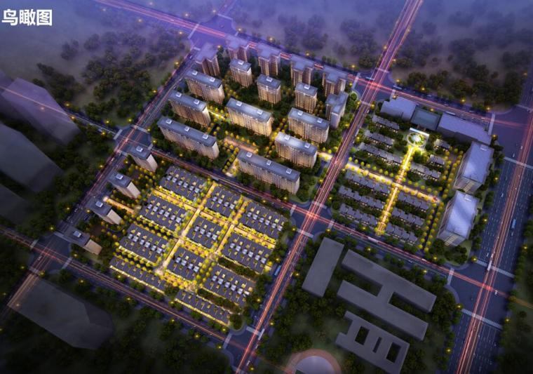 [四川]新中式风格豪宅建筑规划设计