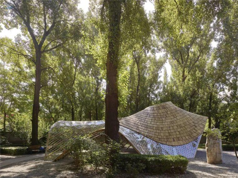 新作|云在亭:风起云扬,原竹建构与现代