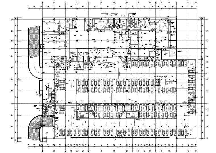 [东莞]东南大设计院-人民大会堂CAD施工图