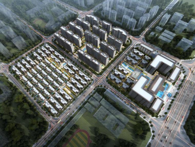 [四川]新中式风格建筑规划方案文本