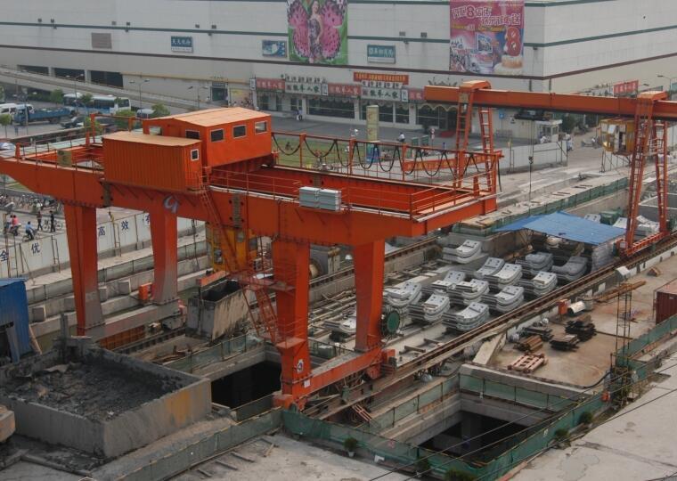 盾构隧道施工技术工艺流程讲义
