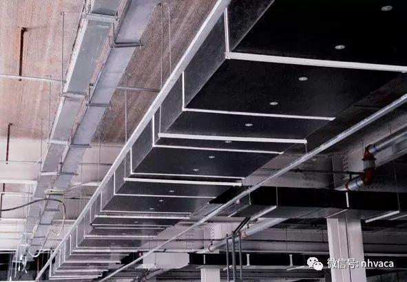 金属通风管道安装中使用密封胶的规范