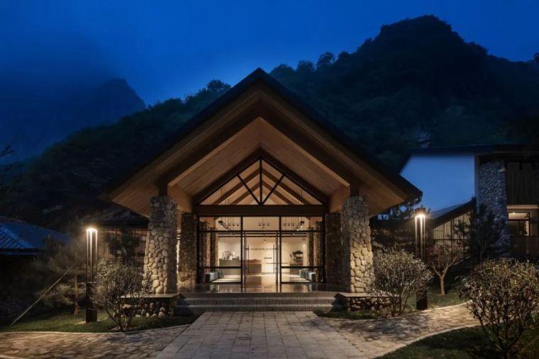 三个最新高品质民宿设计