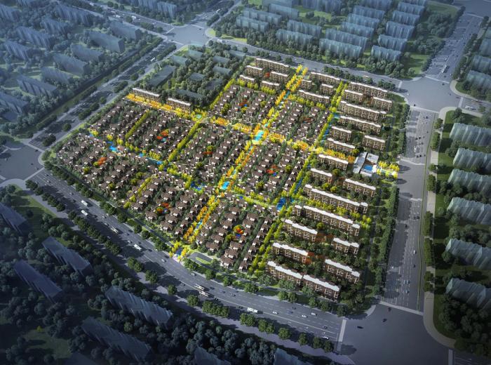 [广西]南宁039地块住宅项目概念设计文本