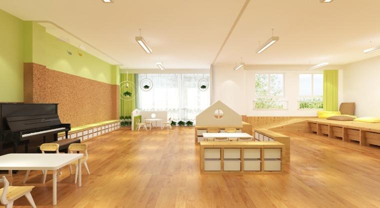 艺科设计|青岛专业高端幼儿园设计