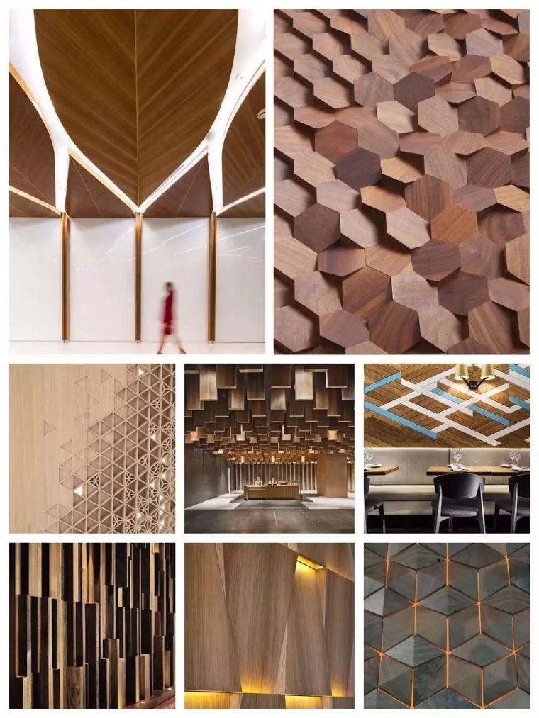 材料丨有趣的木头