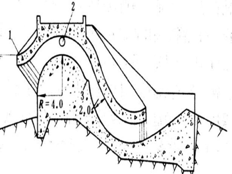 岸边溢洪道设计概述(72页,内容丰富)