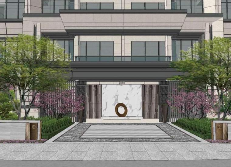 [浙江]中式风格豪宅景观设计(PDF+193)