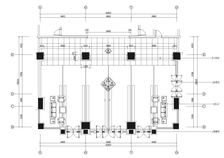 [江苏]泰州食品药品检验检测中心大厦施工图