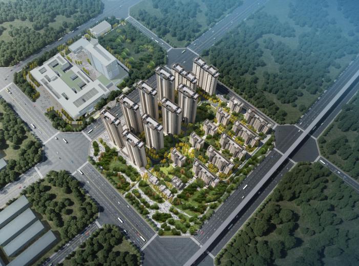 公园悦府(湖山天境)住宅项目方案设计文本
