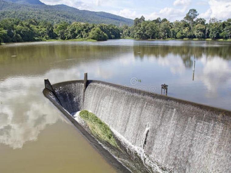 水库溢洪道工程施工组织设计