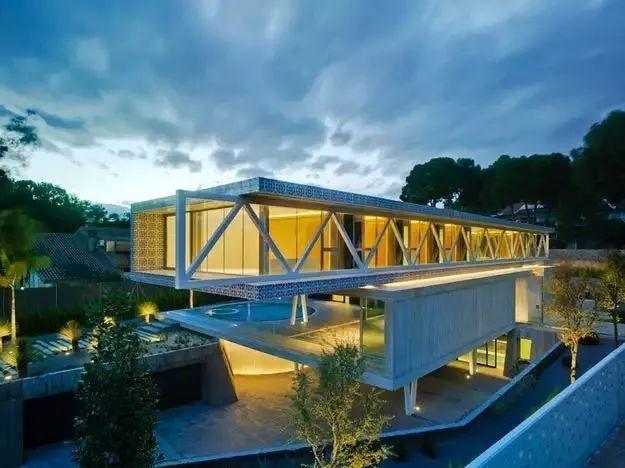设计 | 桁架——建筑与结构完美融合