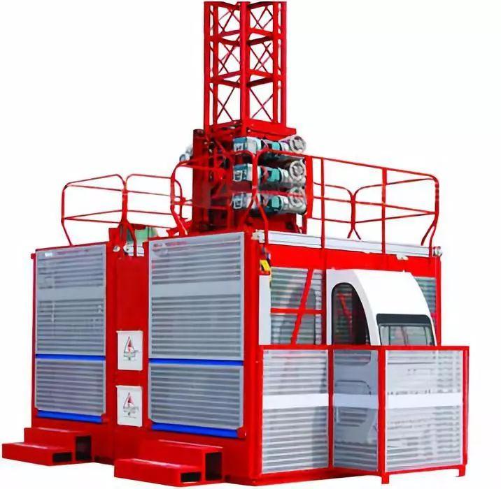 施工升降机基础知识及安全装置图文解析