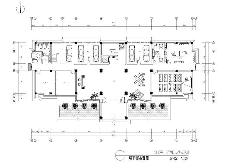 [苏州]澳华集团中式办公楼施工图+效果图