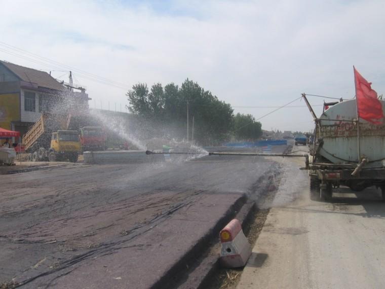 水稳碎石基层施工技术常见问题及预防措施