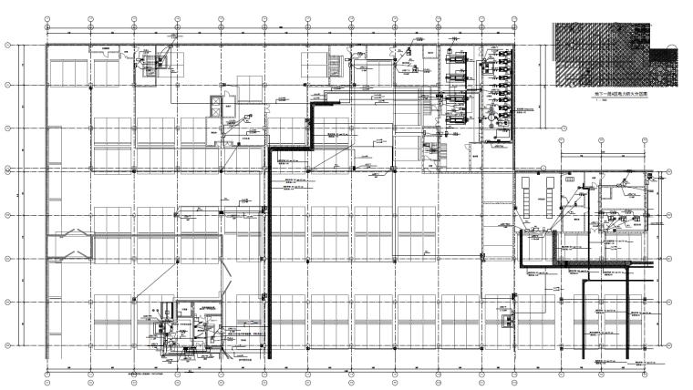 [知名院]内蒙古大型数据中心电气施工图
