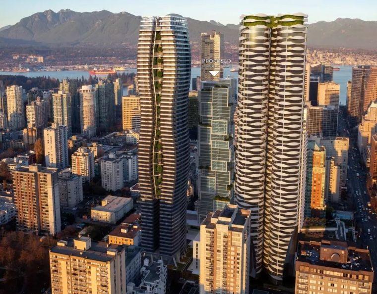 60层摩天大楼被动式房屋