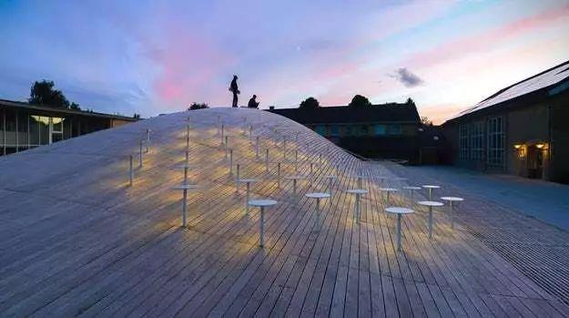 9个颠覆传统设计的胶合木建筑
