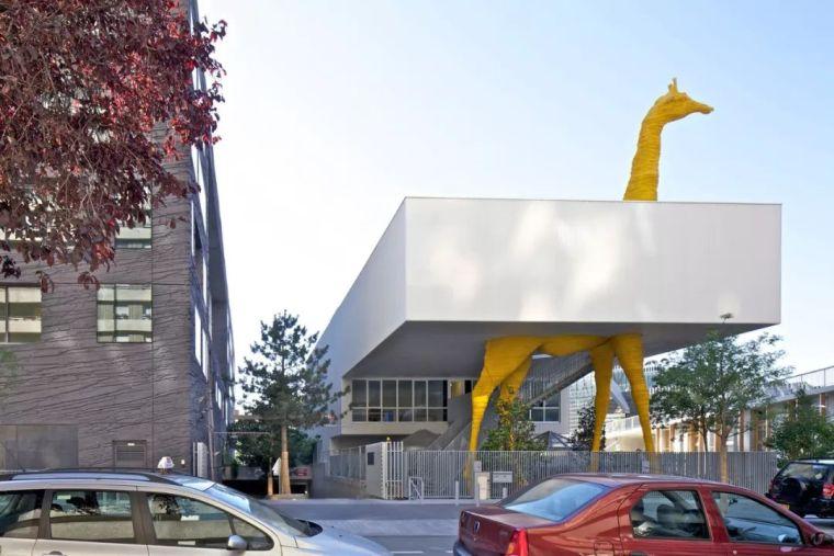 世界建筑丨10个富有想象力的幼儿园