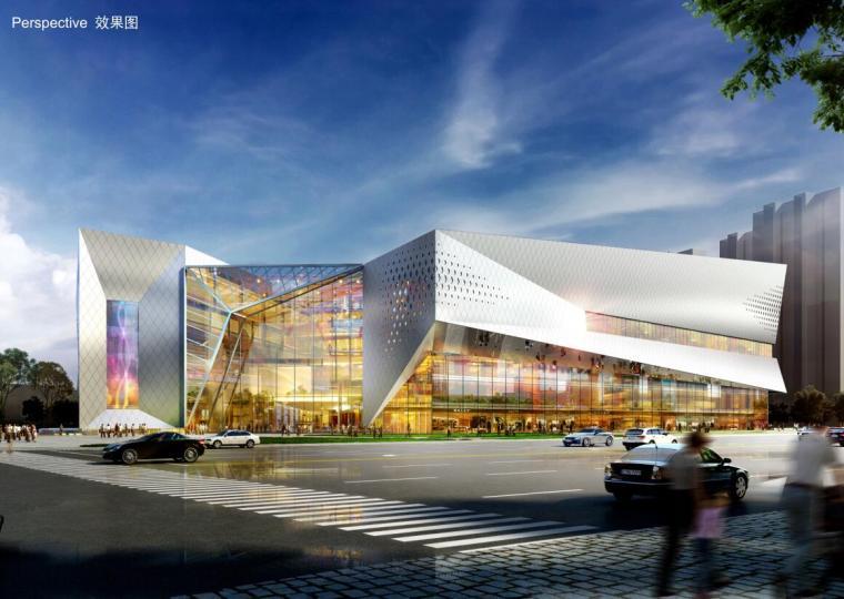 苏宁广场商业综合体规划设计投标方案3Mix