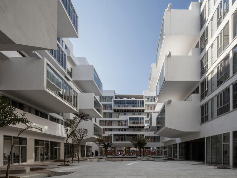 印度塔帕尔大学学生公寓楼
