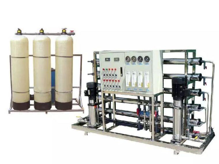 为什么纯水设备水压过高或过低出水有异味?