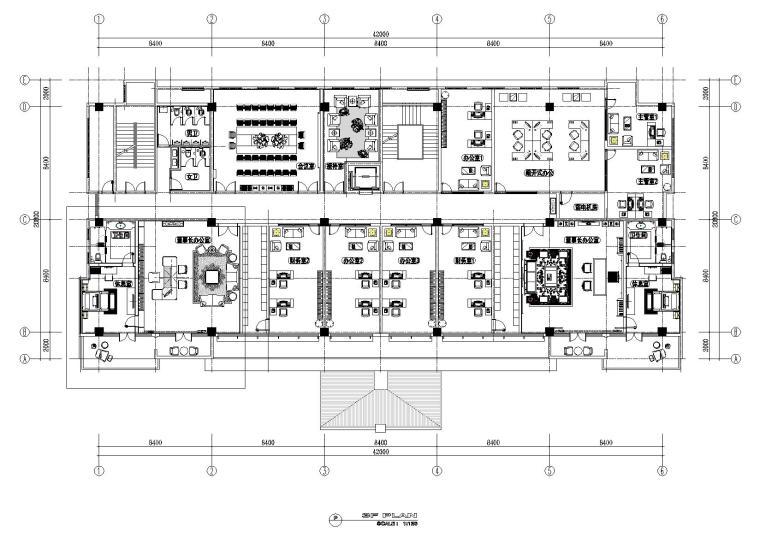 [苏州]大俊产业科技园方案施工图+效果图