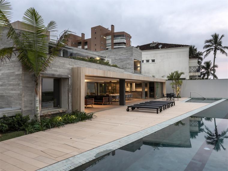 巴西Riviera住宅