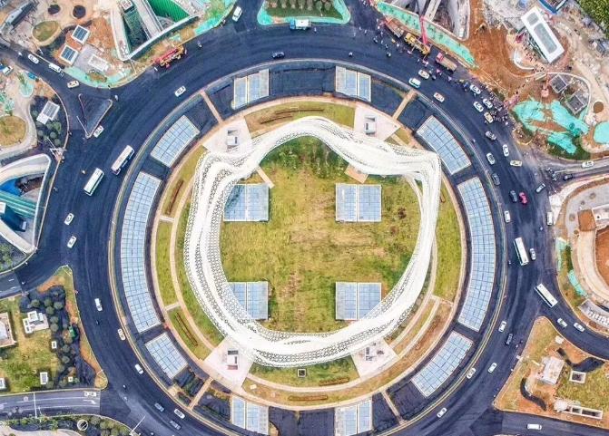 武汉建成亚洲最大城市地下综合体丨附资料
