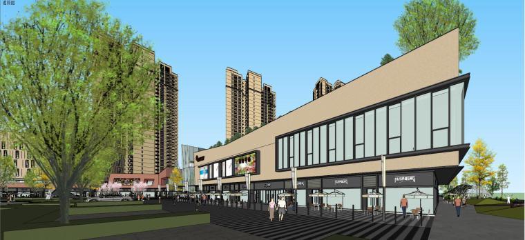 万科里 万科城 商业+高层+入口 (20)