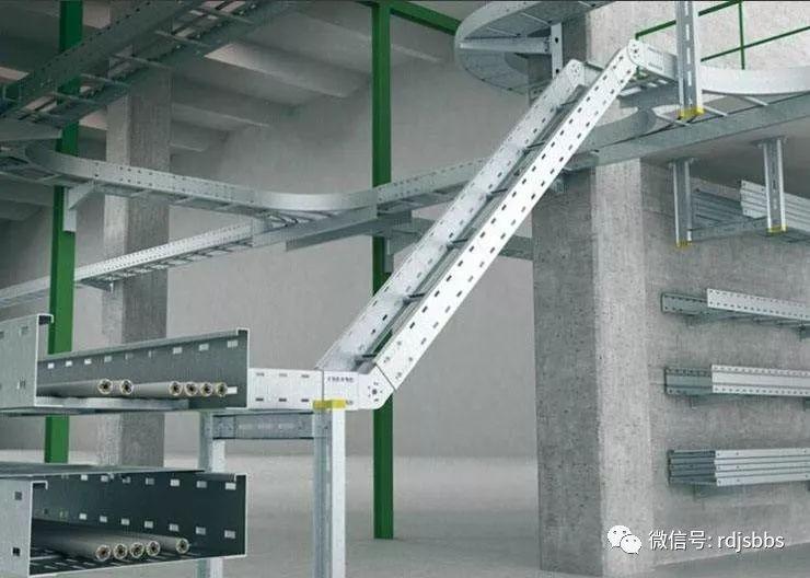 一整套电缆桥架安装施工流程及规范