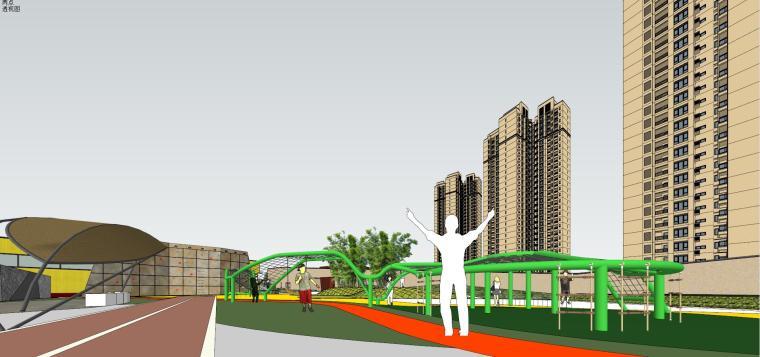 万科里 万科城 商业+高层+入口 (26)